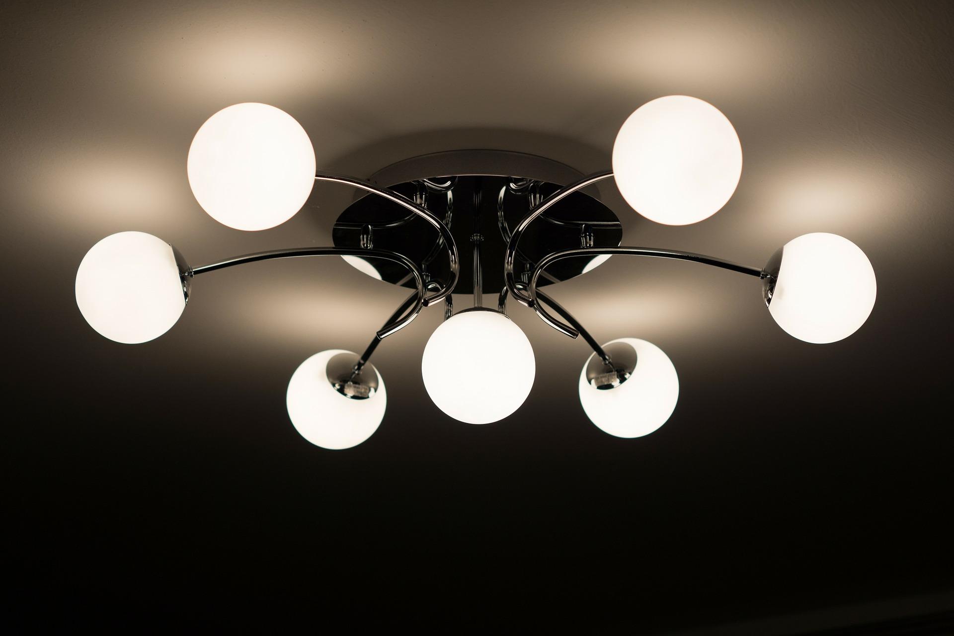 Acabamento do imóvel: iluminação diferenciada