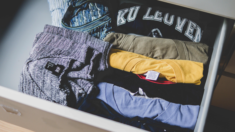 Organizar camisetas: por onde começar?