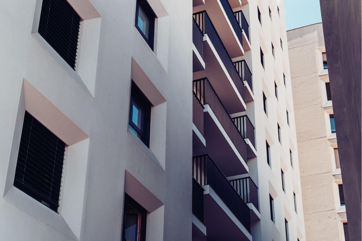 Por que é seguro morar em um apartamento?