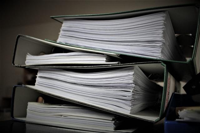 Quanto tempo devemos guardar um documento?